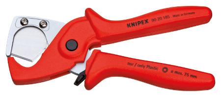Knipex Rohrschneider: Wie schlägt sich das kleine Werkzeug?