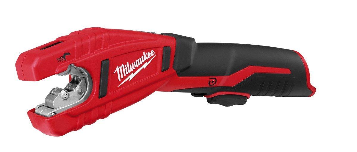 Der Milwaukee Akku Rohrschneider ist perfekt geeignet zum Kopferrohr schneiden