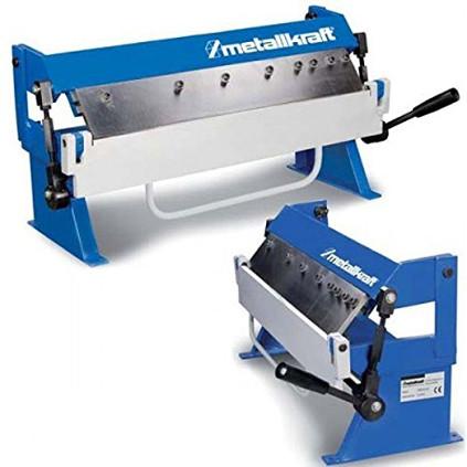 Metallkraft Schwenkbiegemaschine - Alublech biegen leicht gemacht