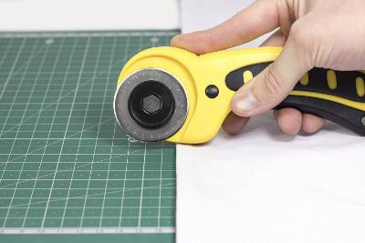 Pretex Stoff Rollschneider - Papier schneiden leicht gemacht