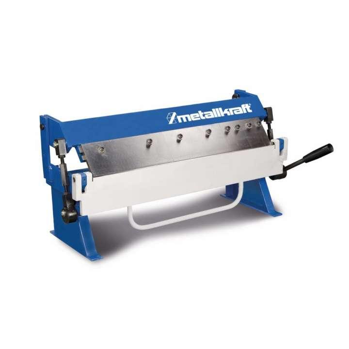 Metallkraft Schwenkbiegemaschine Test