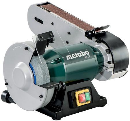 Die Kombischleifmaschine Metabo BS 175 -Auch zum Gartenschere schärfen geeignet