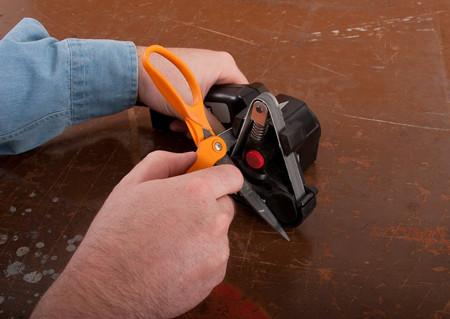 Der Work Sharp knife and tool sharpener - Auch zum Gartenschere schärfen geeignet