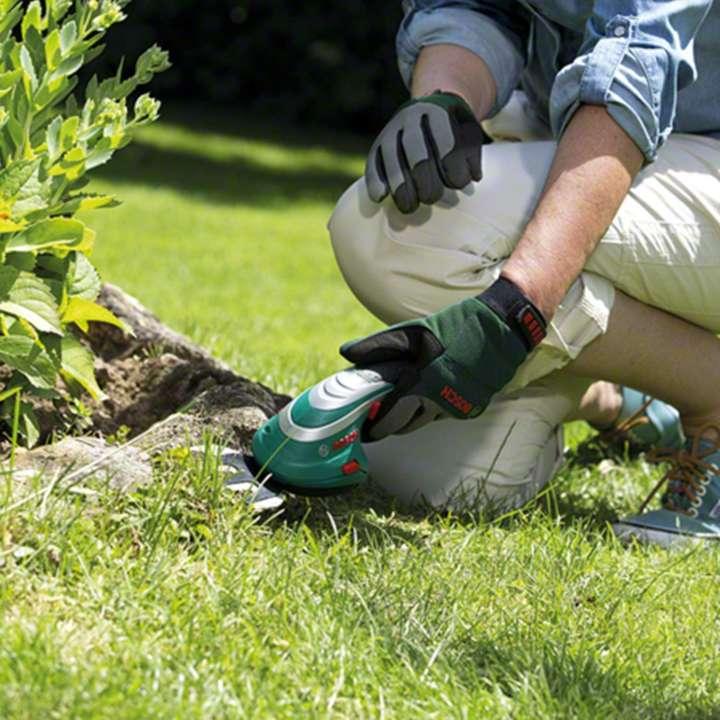 Rasenkantenmäher der Firma Bosch
